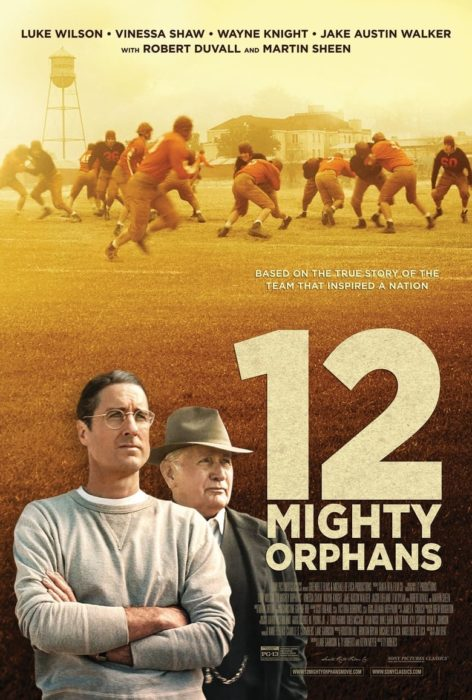 12 Mighty Orphans (2021)